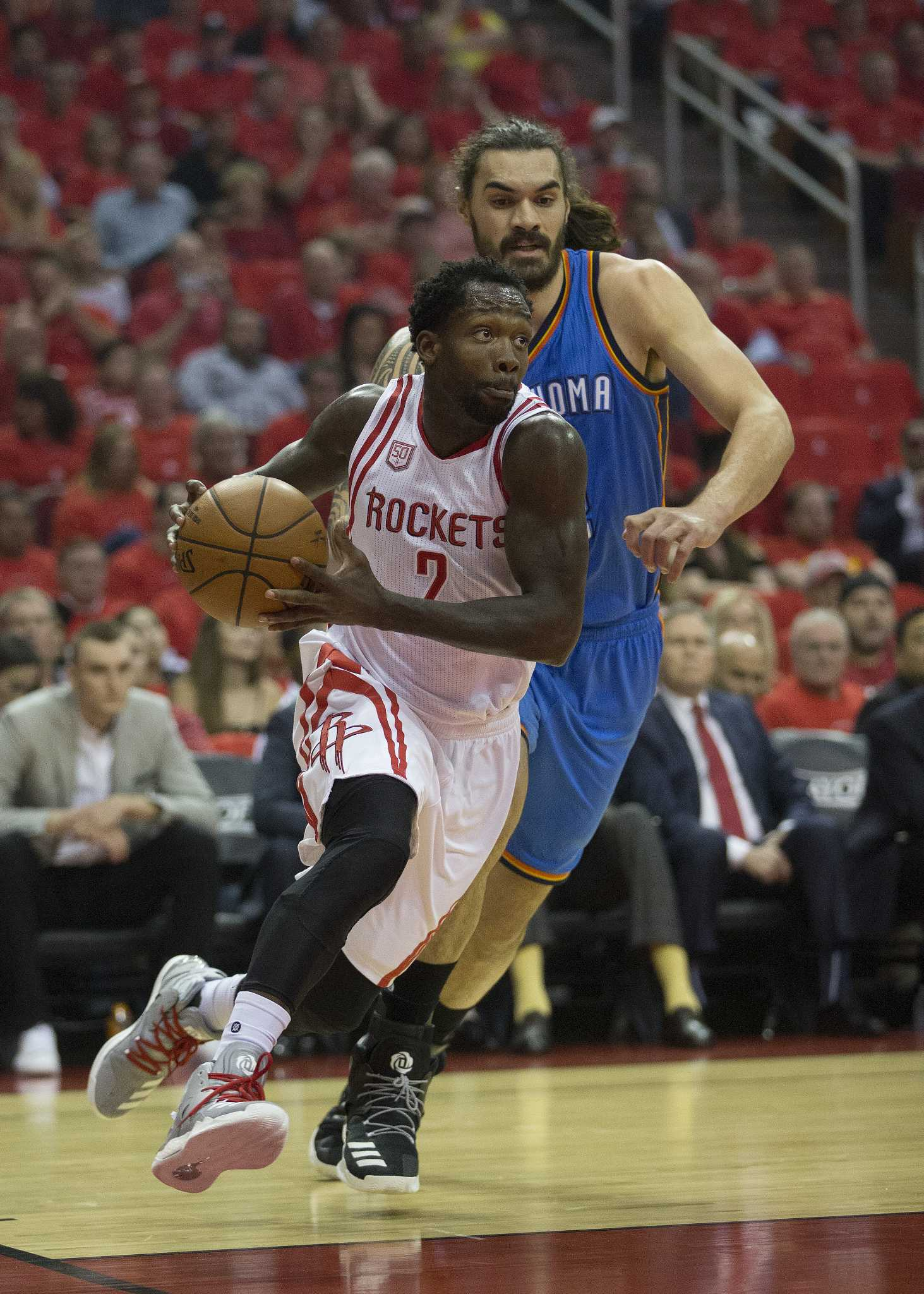 9ab08ec2 Creech: Rockets wait for tough second round matchup - Houston Chronicle