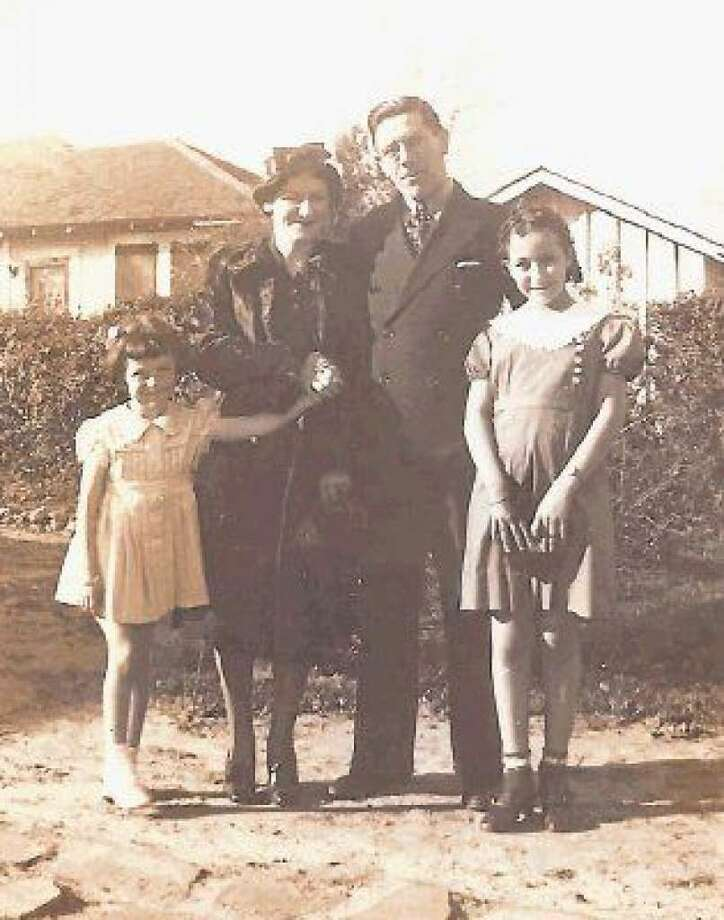 From left, Dianna, Lillian, Max and Annette Rothenberg. Max Rothenberg came to Conroe in 1919 and opened Conroe Furniture in 1932. The store was run by family members for nearly 80 years.