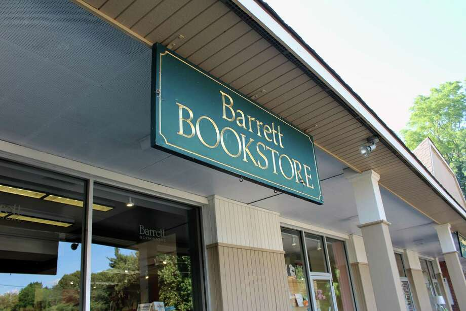 Barrett Bookstore in Noroton Heights, Darien, Conn., on July 19, 2016. Photo: Justin Papp / Hearst Connecticut Media / Darien News