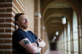 Jé³n Gnarr, an Icelandic comedian and the former mayor of Reykjavik, is spending the spring semester in Houston, teaching at the University of Houston and serving as a writer in residence at Rice University.