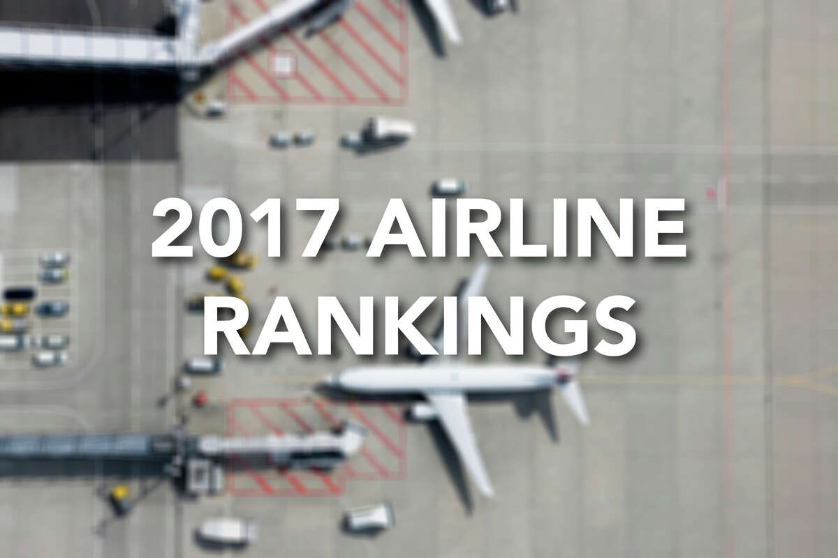 Airline Quality Rating uses mishandled baggage, consumer complaint, on-time performance and involuntary denied boarding data to formulate annual ratings for airlines. AQR found that the industry improved overall in 2016 over the previous year. >>Click through the photos to see airlines ranked by overall score