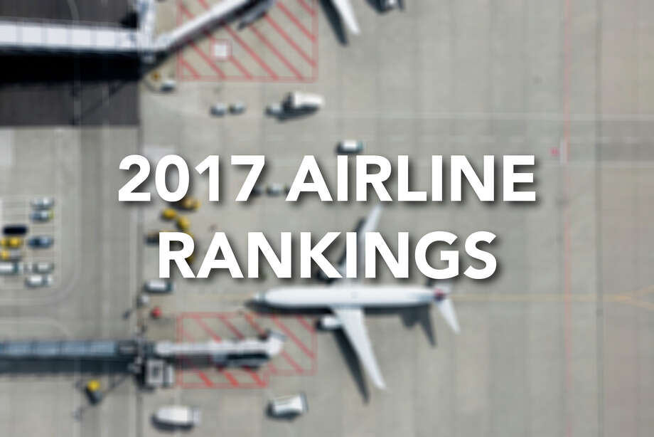 Airline Quality Rating uses mishandled baggage, consumer complaint, on-time performance and involuntary denied boarding data to formulate annual ratings for airlines. AQR found that the industry improved overall in 2016 over the previous year. >>Click through the photos to see airlines ranked by overall score Photo: FStop Images - Stephan Zirwes/Getty Images / This content is subject to copyright.