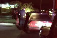 SAPD posted a series of photos April 22, 2017, showing night patrols the first Saturday of Fiesta and several traffic stops involving drugs and alcohol.