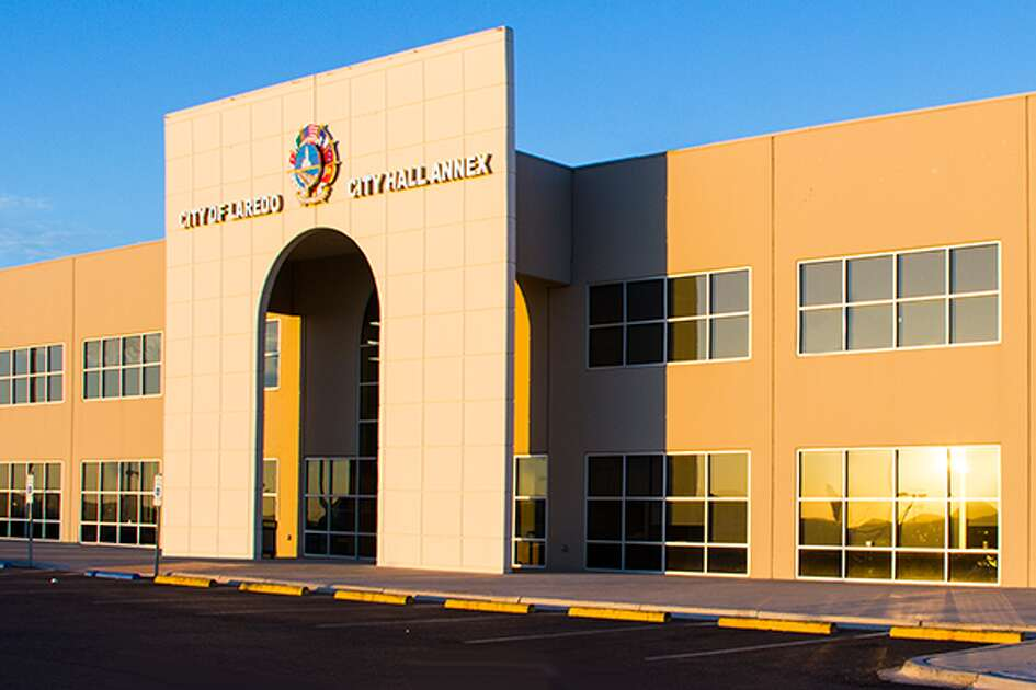The Laredo City Hall Annex