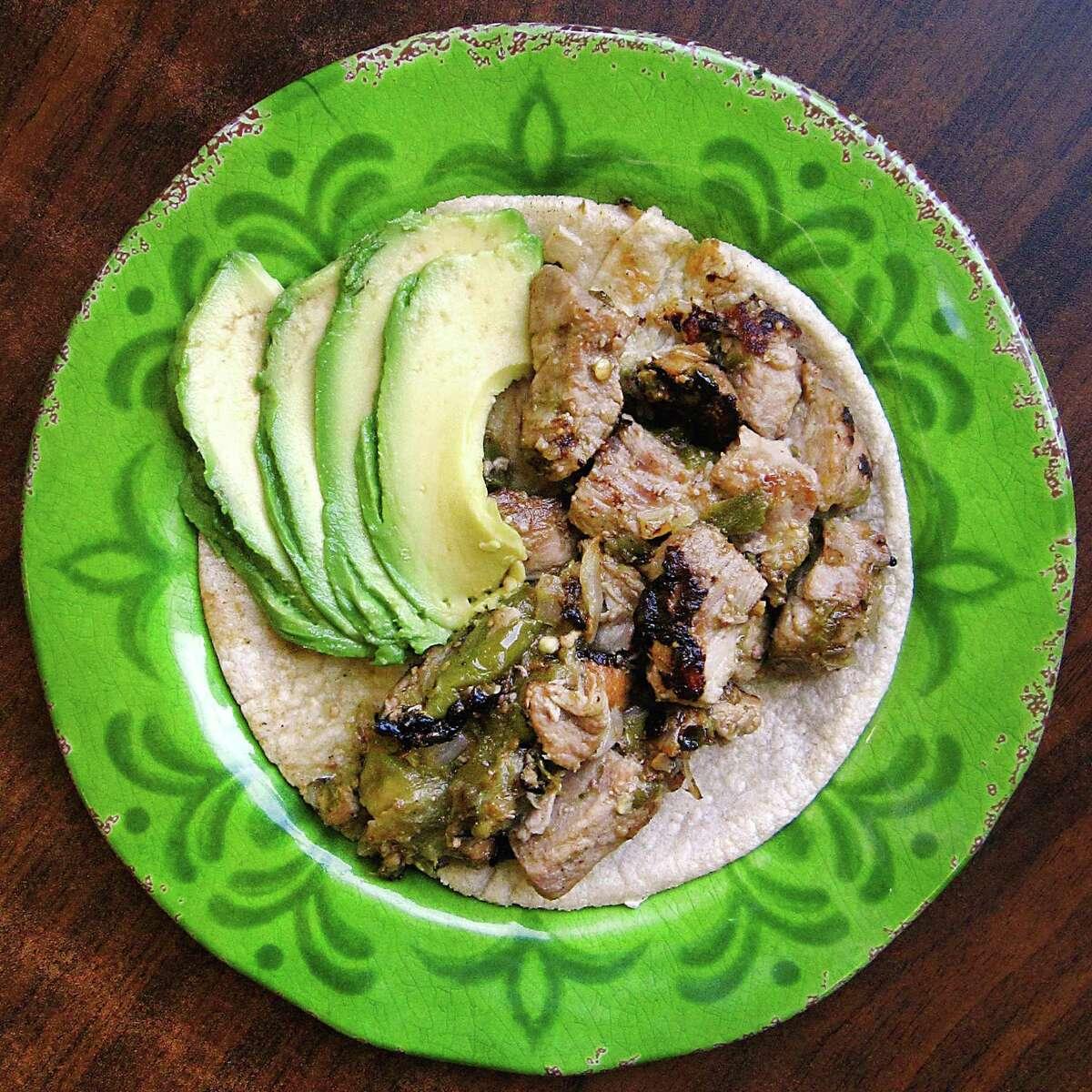 Taco of the Week: El Paraiso de Jalisco on South Loop 1604 West in Somerset near San Antonio.