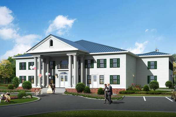The Estates at Pecan Park in Tomball is expecting to begin booking weddings in the next 30 days.