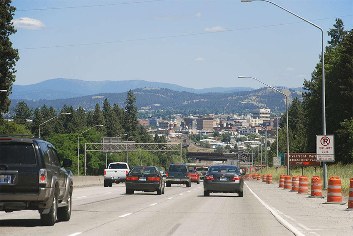 18. Spokane, Washington