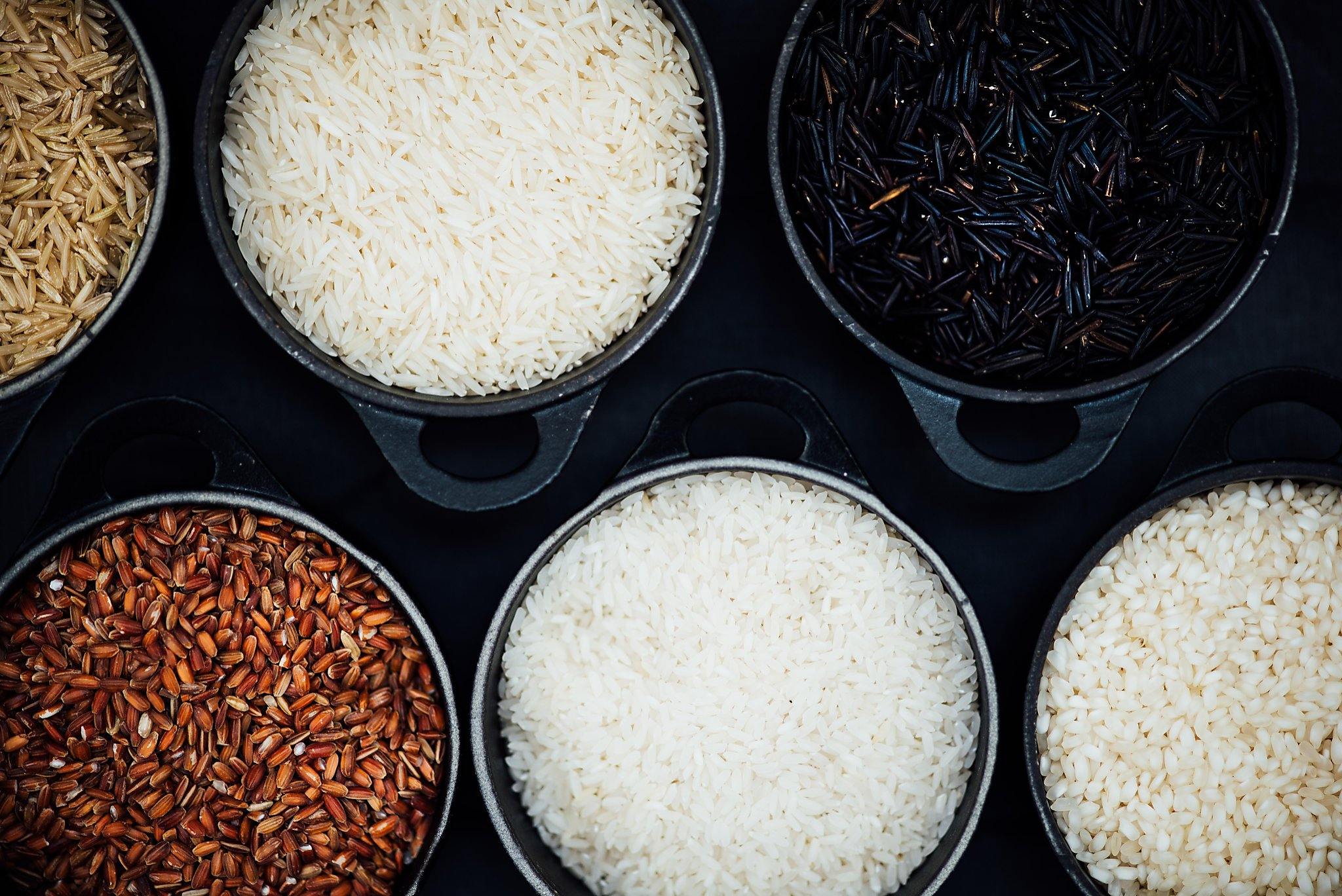 Been cooking in the kitchen for three weeks and were deeply in love - A Guide To Rice In Indian Cooking