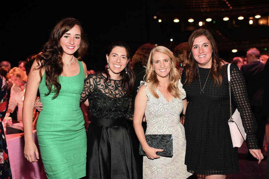 Jordan Chismar, Rachel Alaniz, Emily Conner, Anna Dattilo Photo: Daniel Ortiz