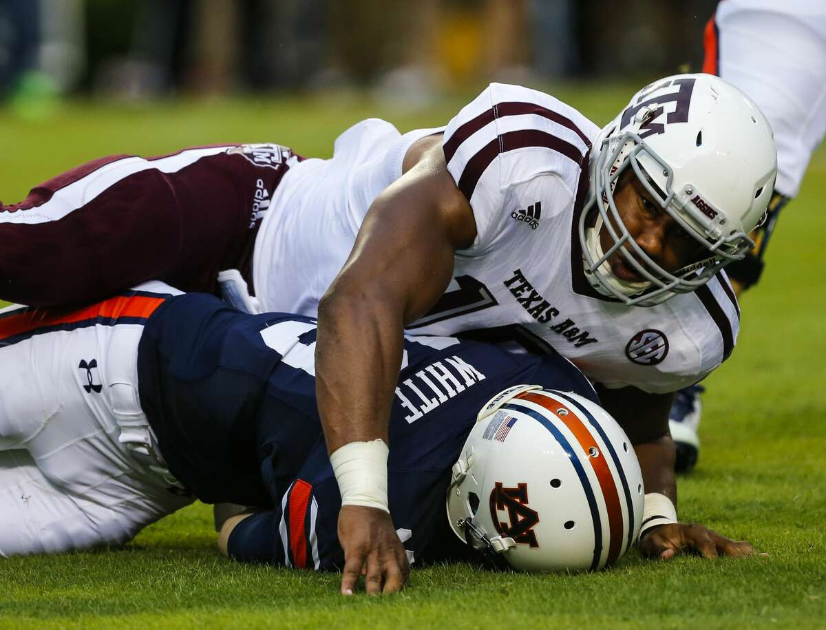 1. Cleveland BrownsDE Myles Garrett, Texas A&M (Previous pick: Garrett)Notes: Garrett is far and away the best prospect in the draft and has a chance to be an immediate impact player. Please don't screw this up by overthinking, Browns.