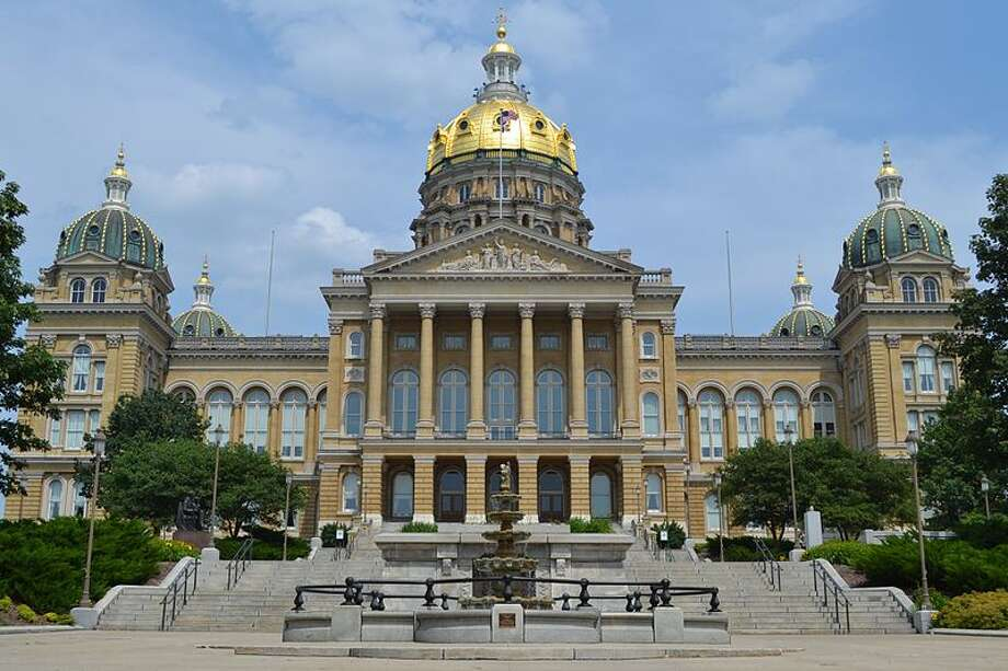 50. IowaPercent growth: -0.7 percentSource: bea Photo: Stephen Matthew Milligan / Wikipedia
