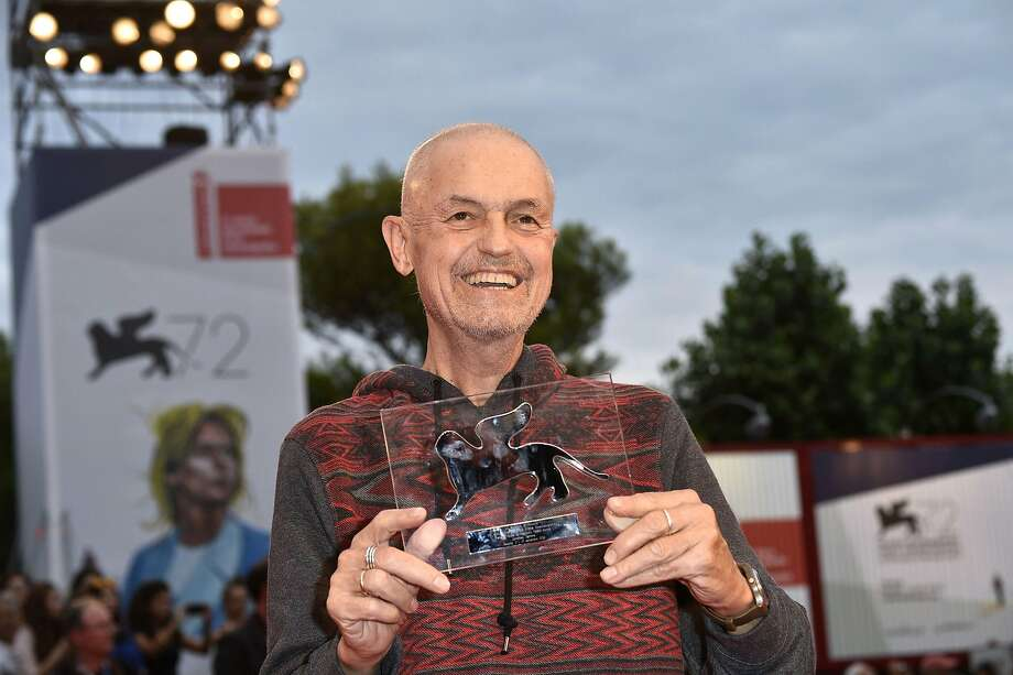 Jonathan Demme is photographed on Sept. 3, 2015 at the 'Spotlight' film premiere during the 72nd Venice Film Festival in Venice, Italy. Demme died Wednesday morning in New York City. He was 73. (Agf S.R.L/Rex Shutterstock/Zuma Press/TNS) Photo: Agf S.R.L/Rex Shutterstock, TNS