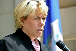 Lori Pelletier, president of the Connecticut AFL-CIO