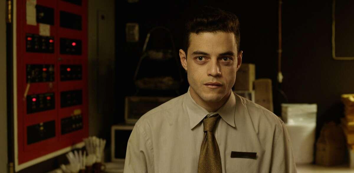 "Rami Malek in ""Buster's Mal Heart."""