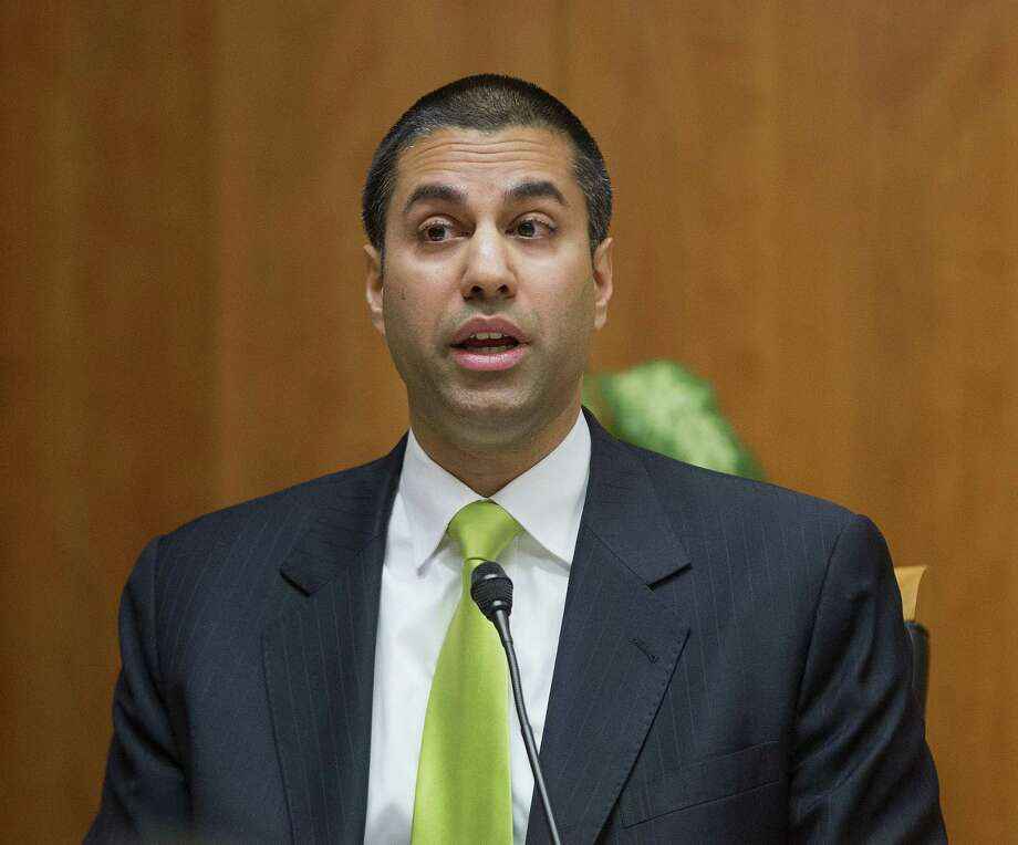 The proposal from FCC Chairman Ajit Pai marks the first step toward undoing a key decision of the Obama era, one that forced internet providers to behave more like legacy telephone companies. Pai's attempt to reverse the net neutrality regulations rekindles a high-stakes debate over the future of the web. Photo: Associated Press File Photo / Copyright 2017 The Associated Press. All rights reserved.