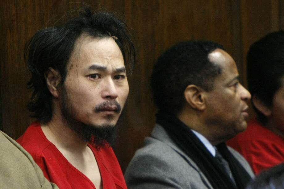 File photo - Former nursing student, One Goh, who is accused of murdering seven people and wounding three others at Oikos University appeared in Alameda County Superior Court on January 7, 2013 in Oakland, Calif. Photo: Sean Havey / The Chronicle