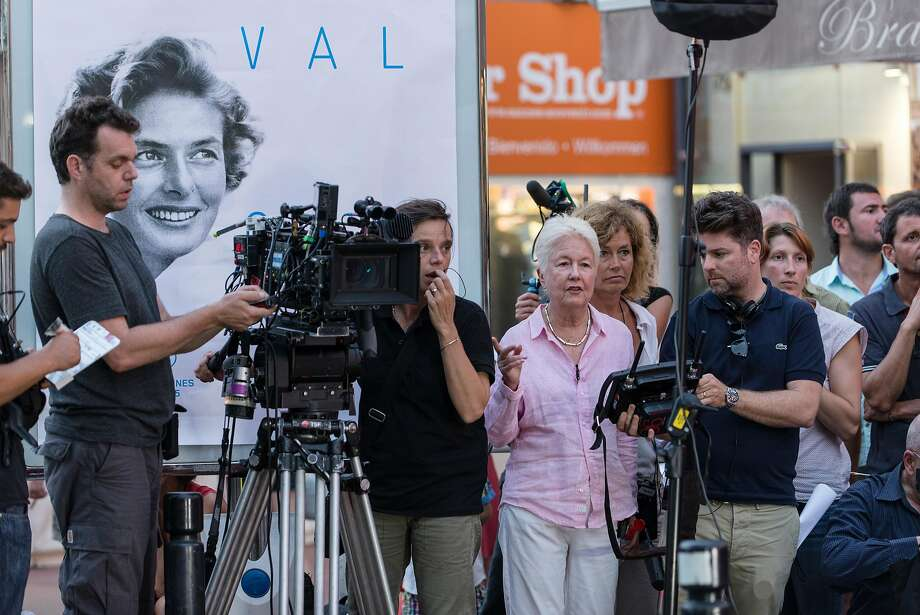 Writer/Director Eleanor Coppola.  Photo by Eric Caro / Courtesy of Sony Pictures Classics Photo: Eric Caro / Courtesy Of Sony Pictures Classics