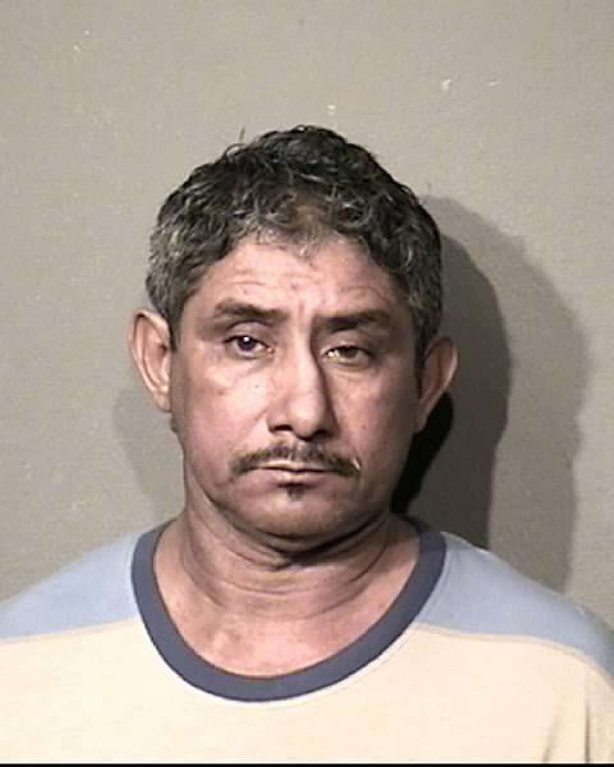 Jose Turcios was arrested in January 2017on a third charge of DWI.