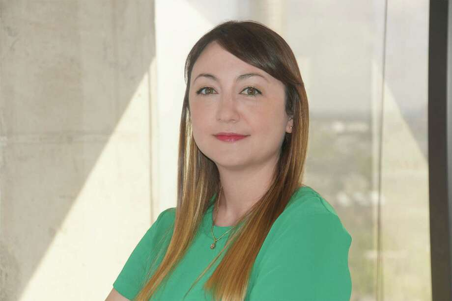 Juliette Thompson has been promoted to senior design professional at Johnston, an engineering and architectural firm based in Houston. Thompson is currently working on Lamar State College Port Arthur – Industrial Technology Center, set to open this fall. Photo: Johnston