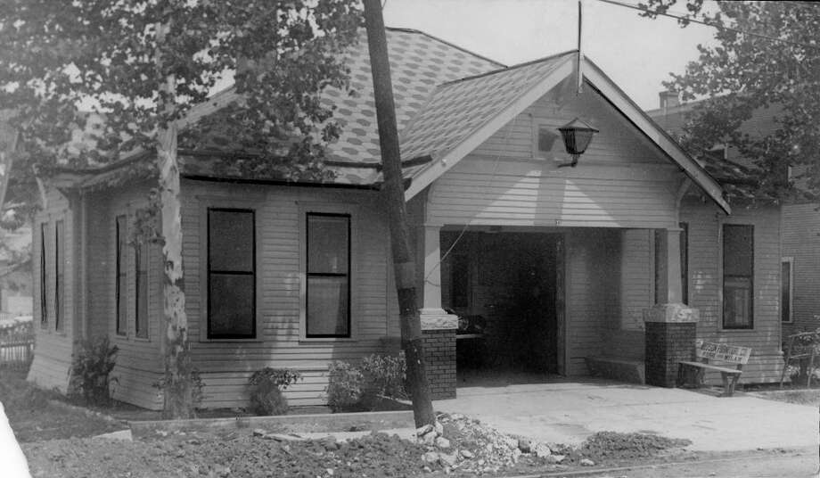 1930 - Houston Fire Station No. 11, northwest corner of Washington Ave. at Fowler. Photo: Na, Houston Chronicle Files / Houston Chronicle