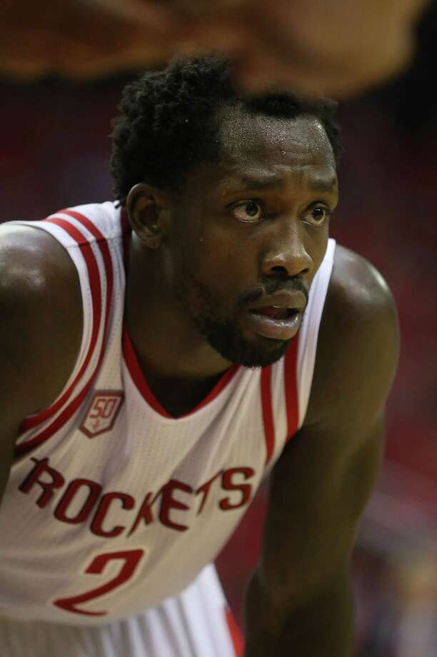Out with an injury during the Rockets' 2015 postseason run, Pat Beverley is play-ing in the second round for the first time. Photo: Karen Warren, Staff Photographer / 2017 Houston Chronicle