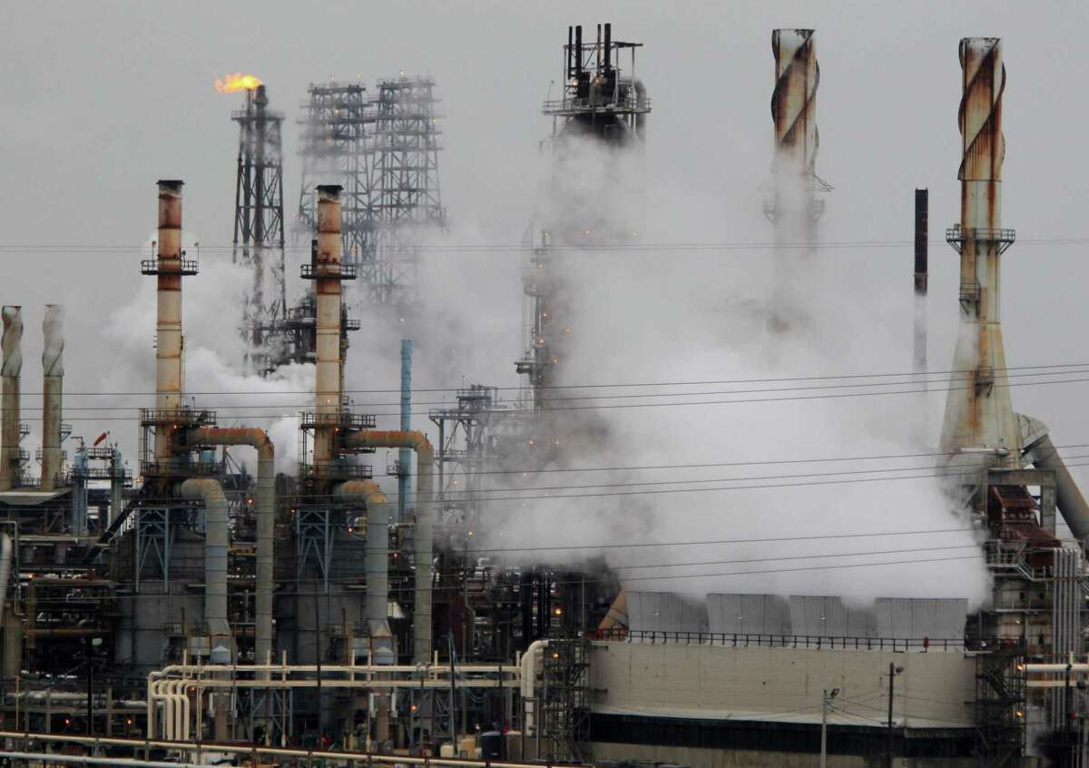Flaring occurs at Exxon Mobil's Baytown complex. A federal judge has ordered Exxon Mobil to pay a civil penalty of nearly $20 million over pollution at the complex.