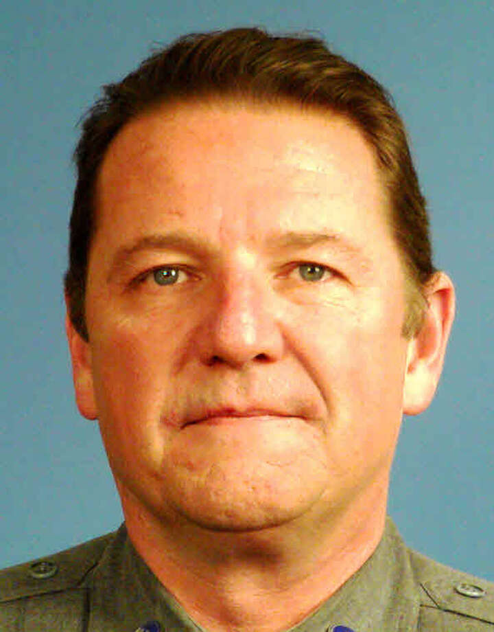 This undated photo provided by the New York State Police shows Trooper Timothy Pratt. New York State Police said Pratt died after he was hit by a vehicle on an upstate road while on duty near a state police station on Wednesday, Oct. 26, 2016. (New York State Police via AP) ORG XMIT: NYMG101 / New York State Police
