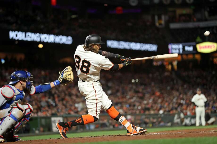 Giants' Michael Morse repeats history in 10-inning win ...