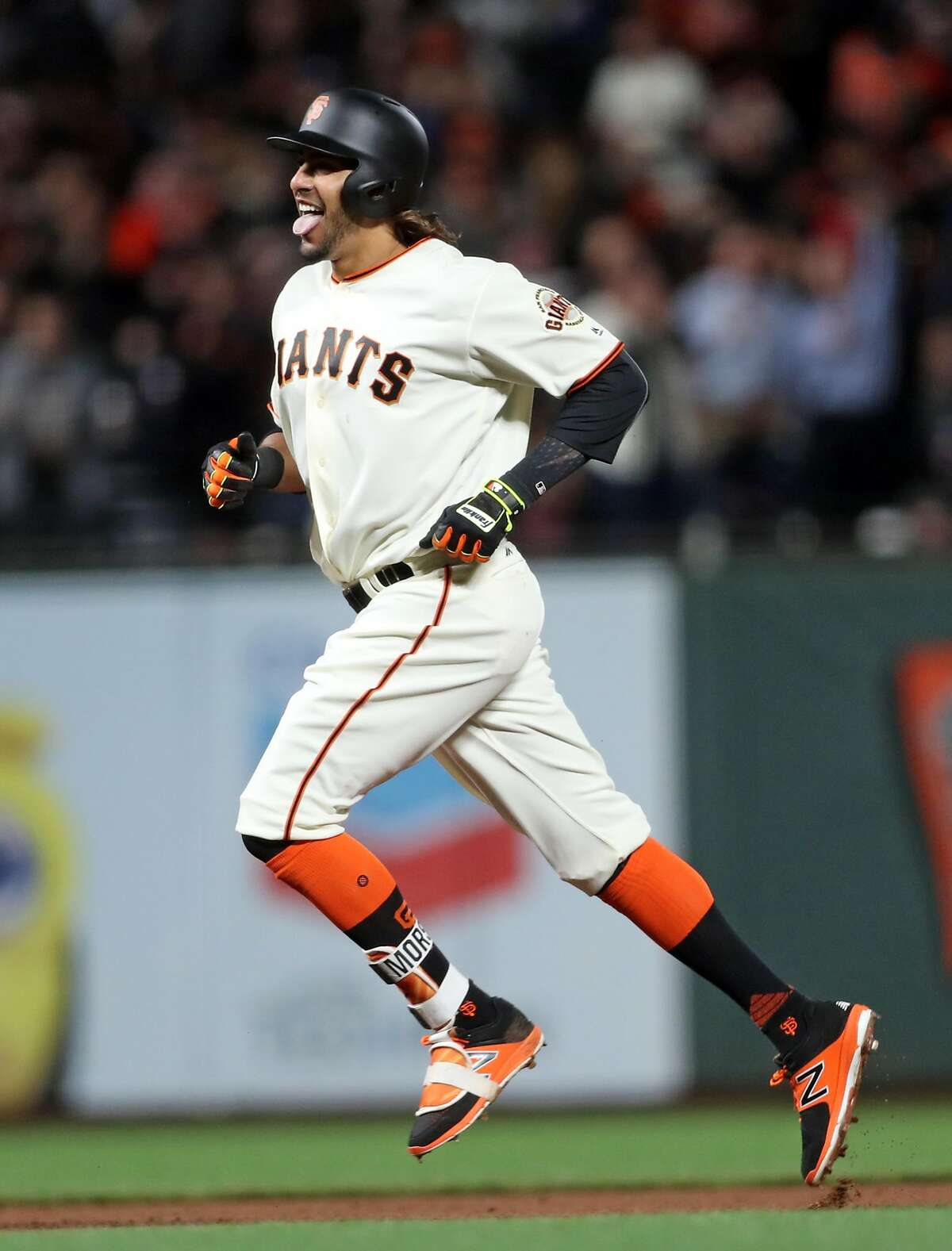Michael Morse is sanguine about his fate on a last-place team once he is healthy: