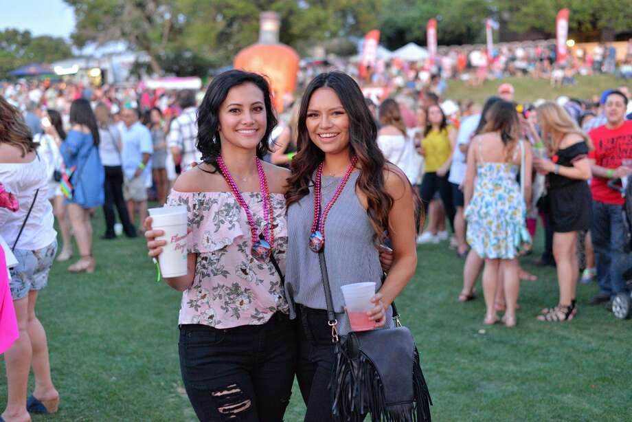 Dozens of Fiesta revelers and more than 50 restaurants gathered for the Taste of the Northside on Wednesday, April 26, 2017, benefiting the Brighton Center. Photo: Kody Melton, For MySA.com