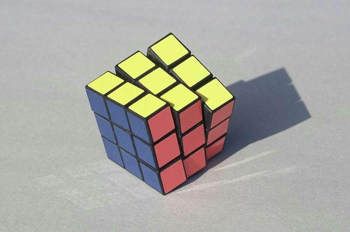 Rubik's Cube, 1974