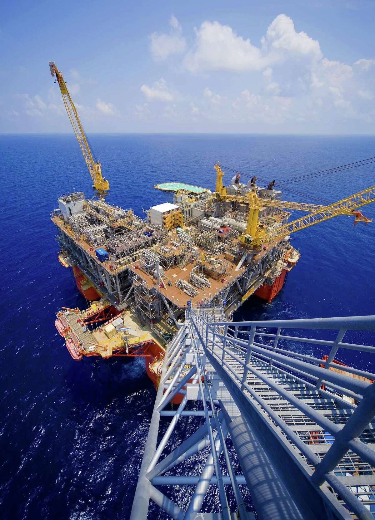 BP has found a lot more oil for its Atlantis platform to recover.