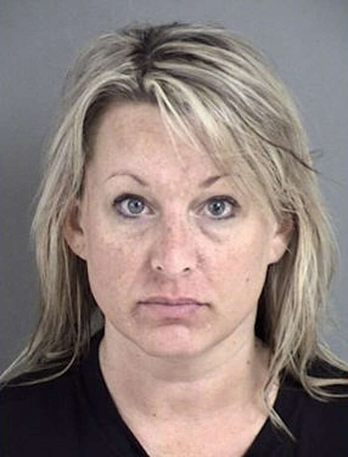 Former Texas kindergarten teacher Heather lee Robertson was sentenced to 10 years in prison for having sex high school students.>> See other teacher-student inappropriate relationships that have been reported in this year.  Photo: Angelina County Jail