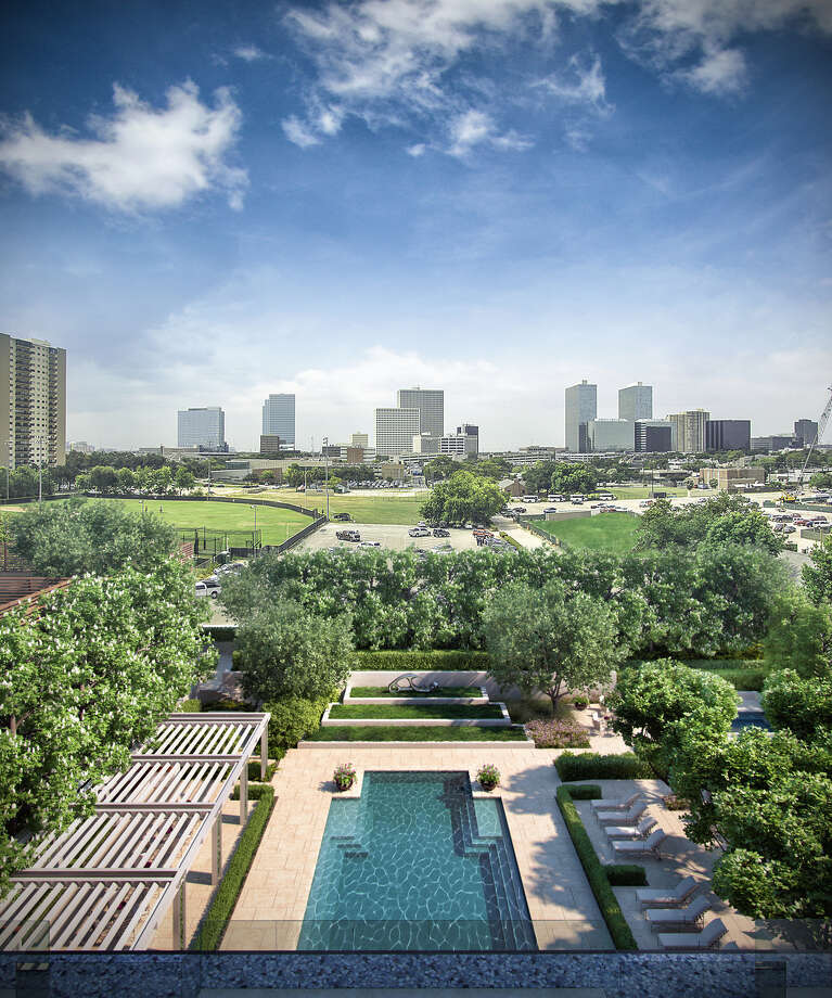 Extravagant High-rise The River Oaks Unveils First Photos