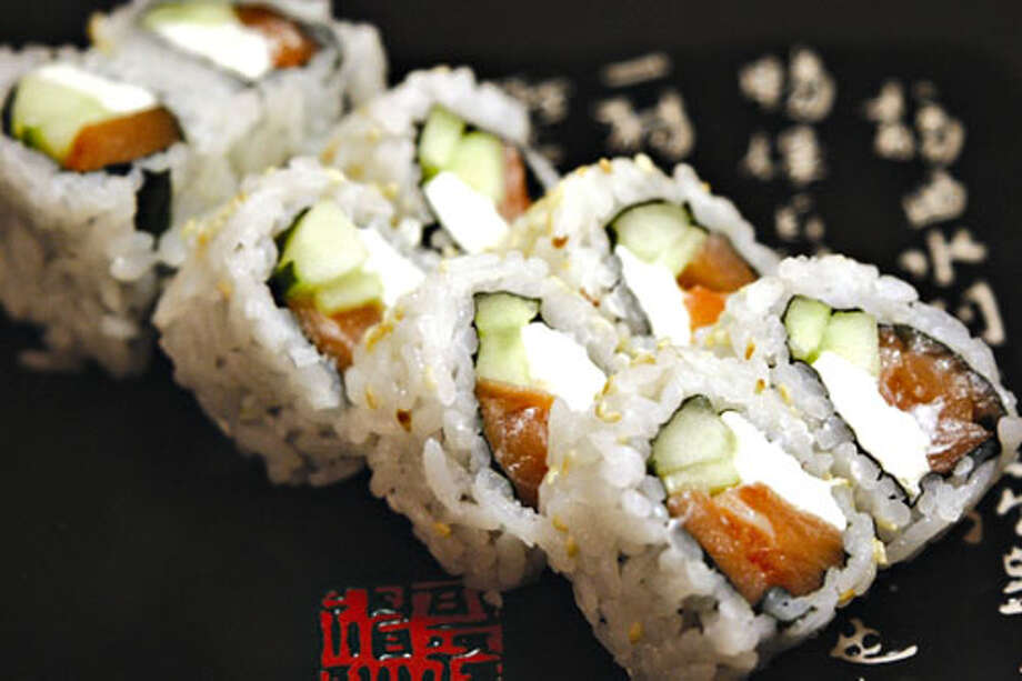 Click through the slideshow to find out which local restaurants serve the best sushi. Photo: Sushi Tei