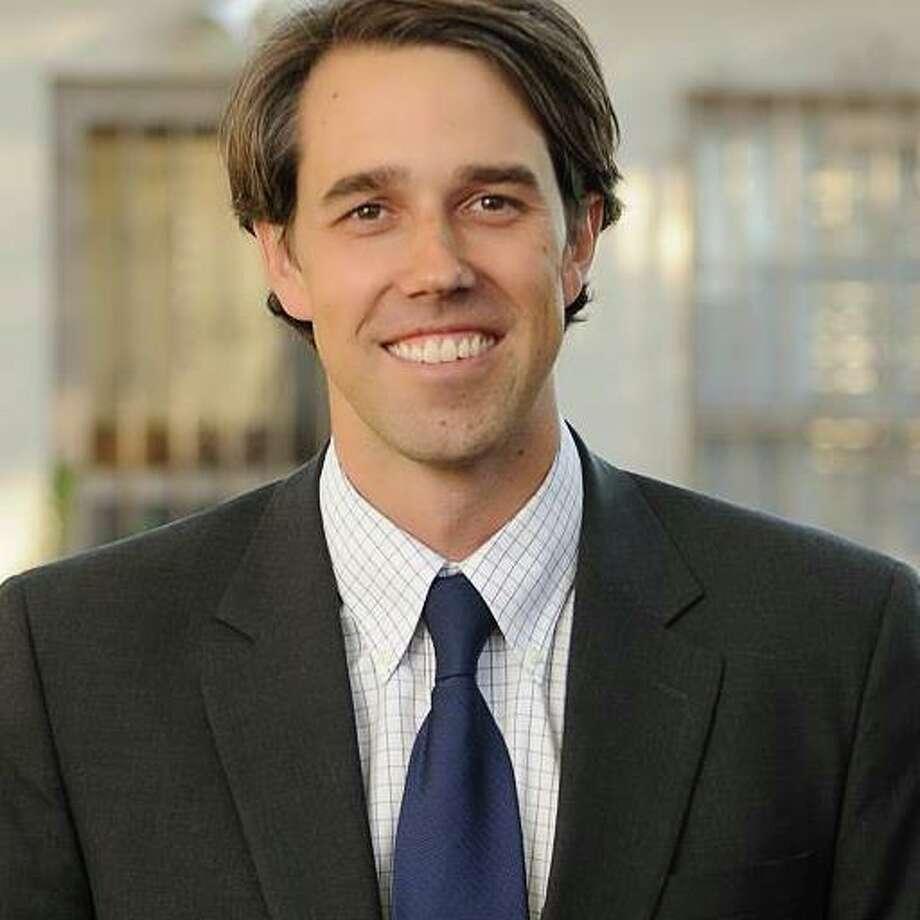 U.S. Rep. Beto O'Rourke
