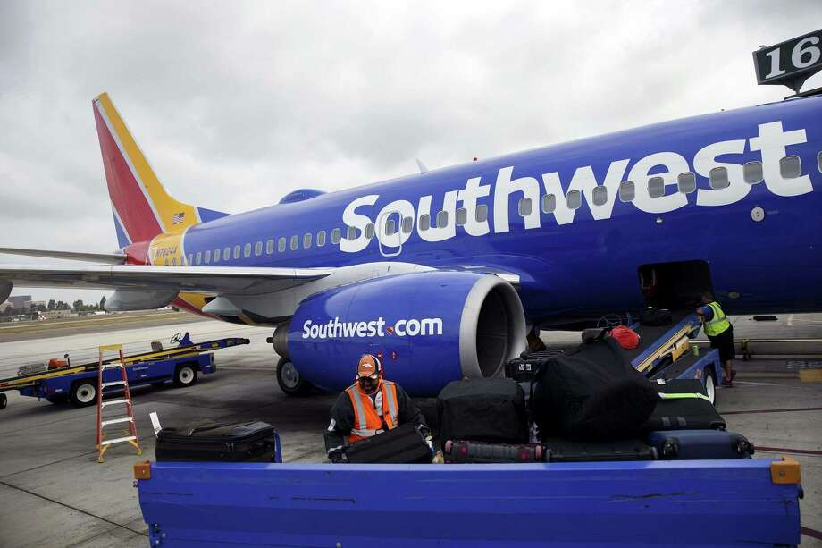 southwest airlines report