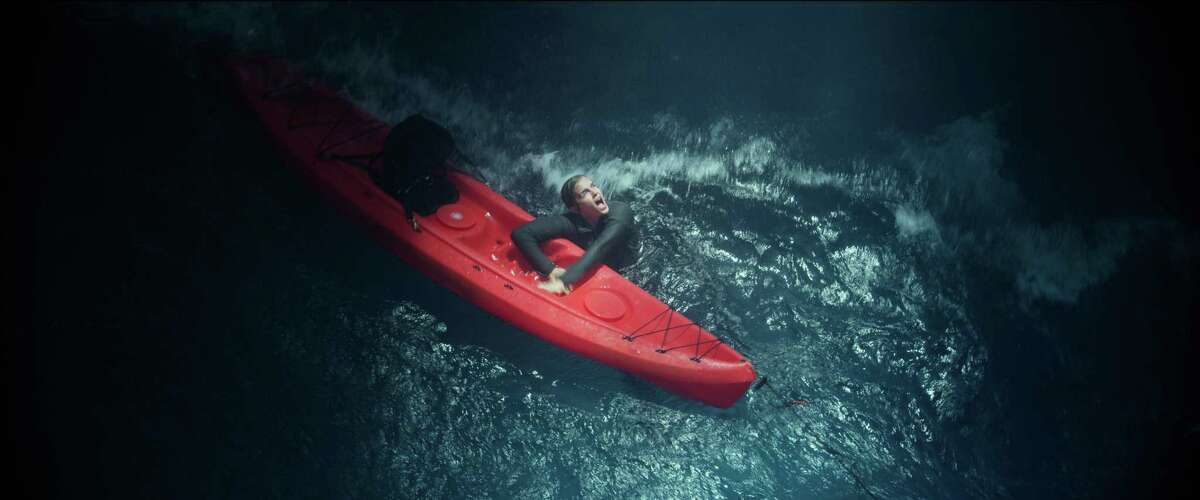 """This image released by STX Entertainment shows Emma Watson in a scene from """"The Circle."""""""