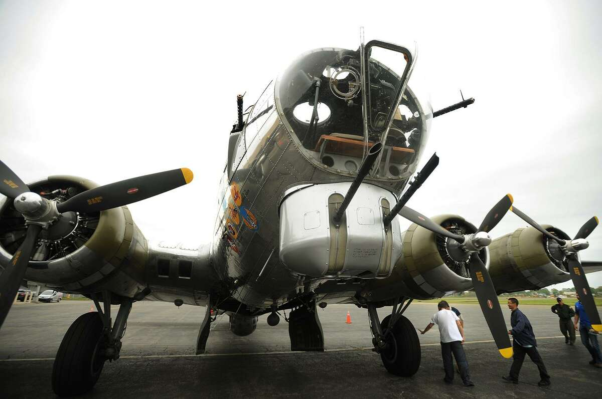 The World War Two B-17 bomber