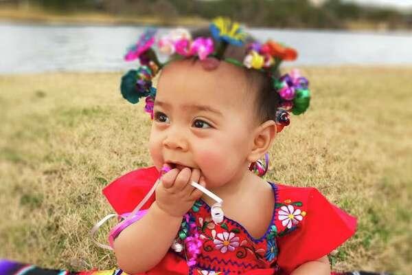 Mackenzie Rae Laque, 15 months