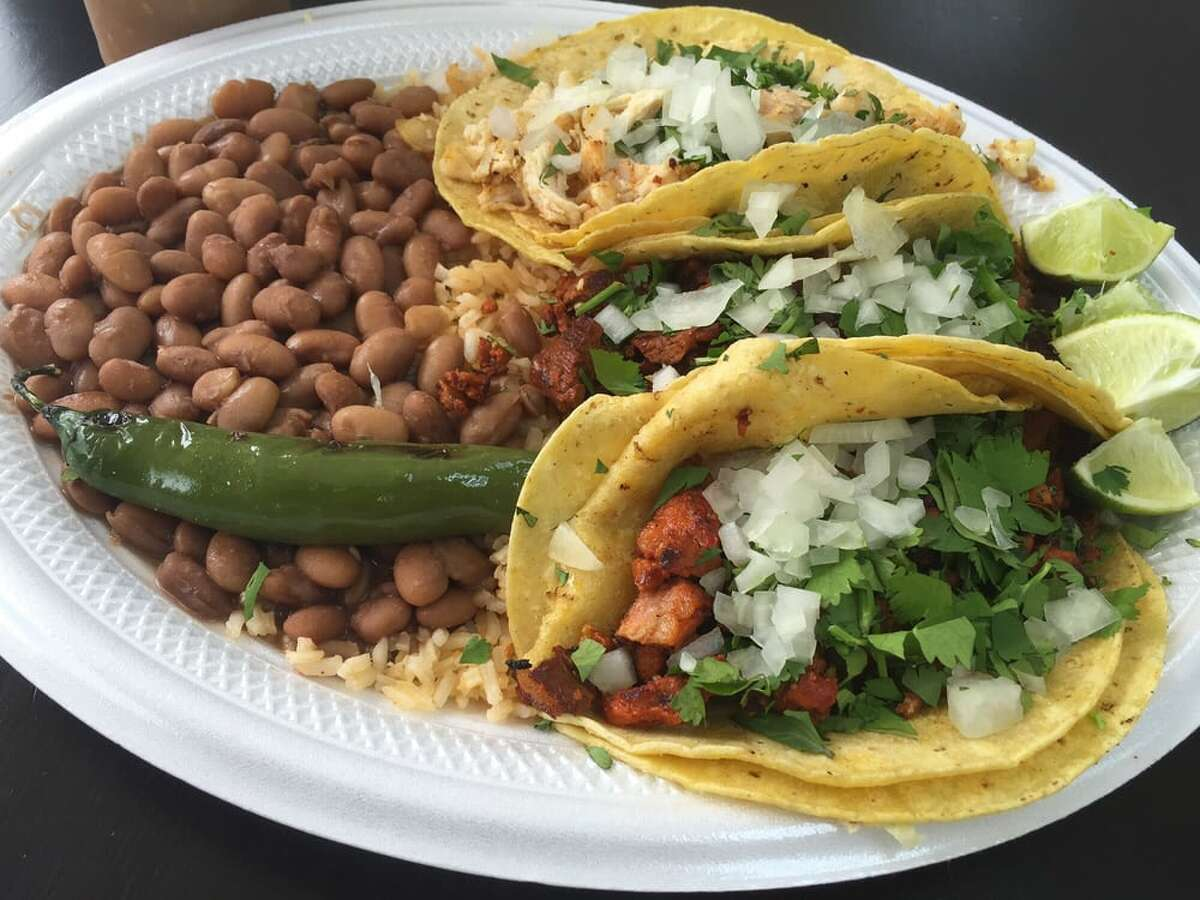 """La Casita31007 FM 2978, Magnolia Yelp review by Txn B: """"Mexican food at your local Chevron gas station? Yep, and better quality than many chain restaurants in the woodlands. I recommend if your looking for no frills Mexican food with quality food and a decent price. Their breakfast tacos are a must try.""""Photo: Yelp/Emily M"""
