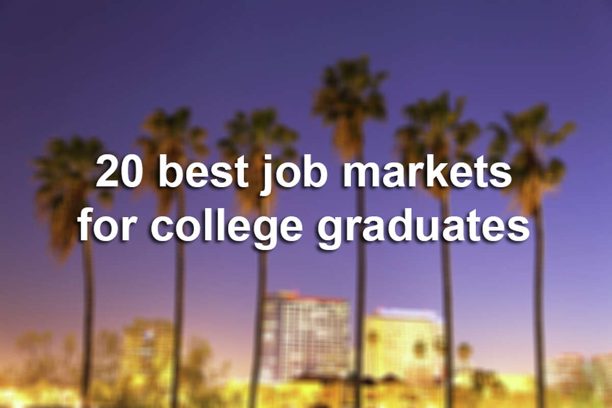 Keep clicking to see the best U.S. cities for college graduates to launch their careers.