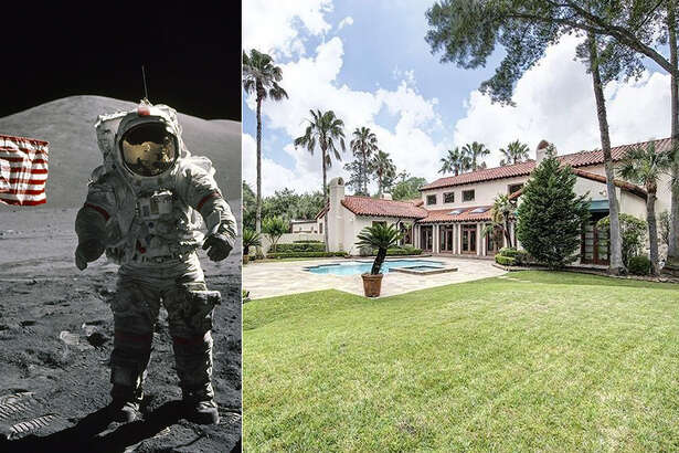 The family of the late NASA astronaut Gene Cernan—the last man on the moon—has put his 6,067-square-foot, Houston-area mansion on the market for $2.55 million.