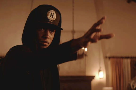 """""""Sleight"""" provides a break-out role for up-and-comer Jacob Latimore."""