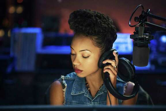 Logan Browning of Dear White People, from Netflix