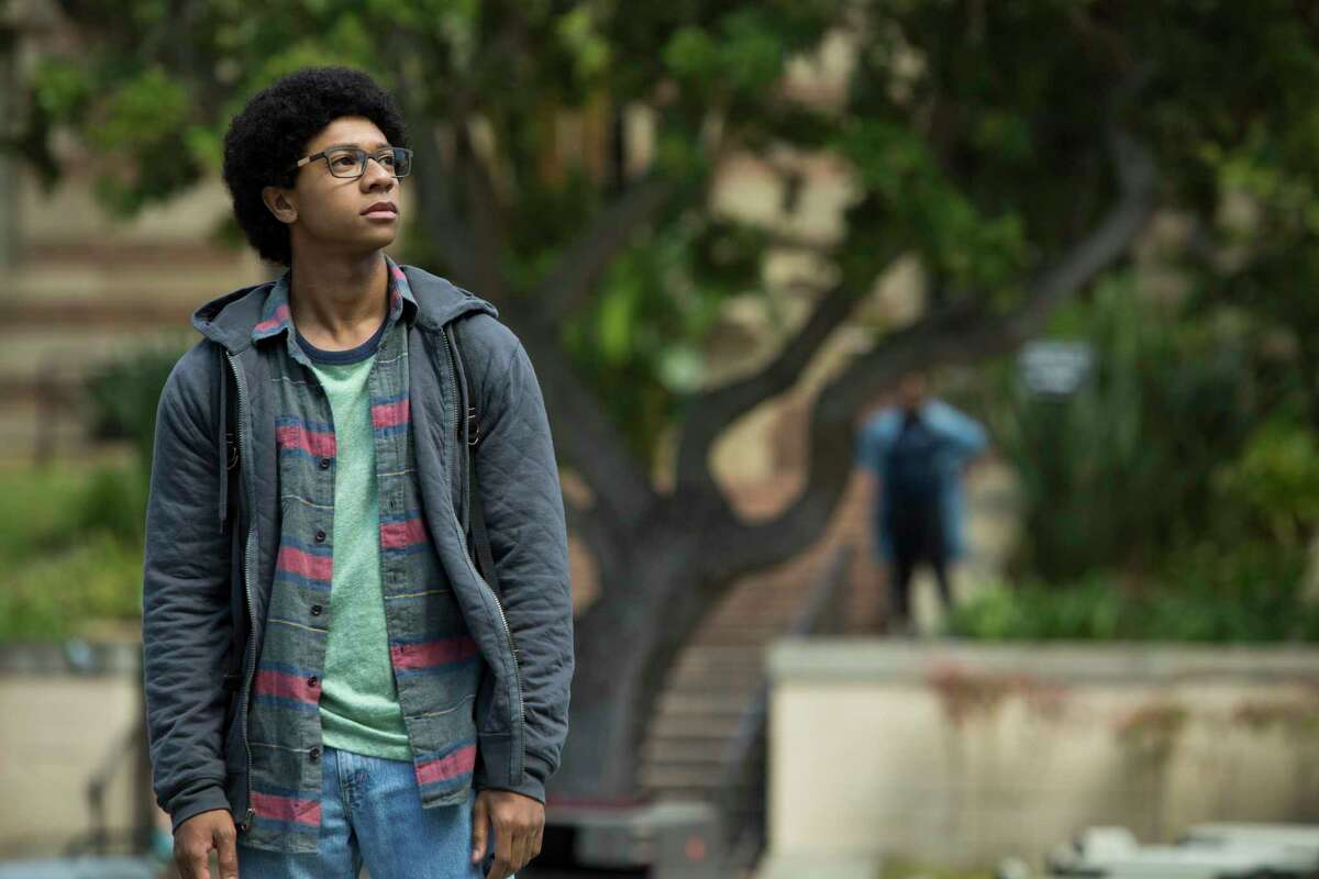 "Houston native DeRon Horton is featured in Netflix's ""Dear White People."""