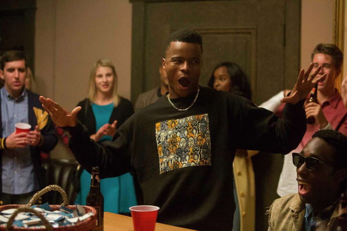 Marque Richardson of Dear White People