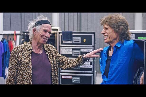 Foto of the documentary THE ROLLING STONES OLÉ, OLÉ, OLÉ! A TRIP ACROSS LATIN AMERICA
