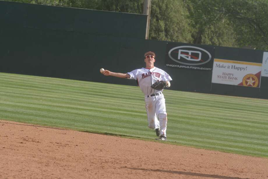 Bulldog baseball vs. Canyon Photo: Skip Leon/Plainview Herald