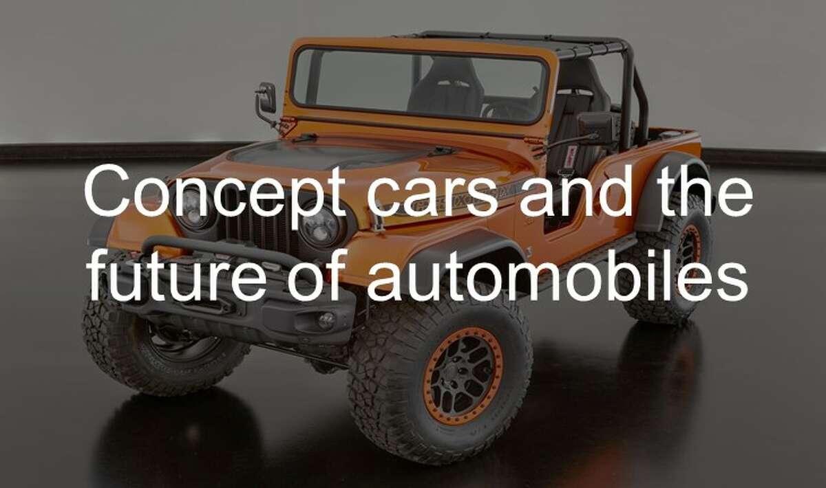 Concept car transition